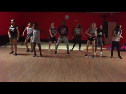 Yemi Alade - Koffi Anan    Choreo By Petit Afro    Tresor Dance Center