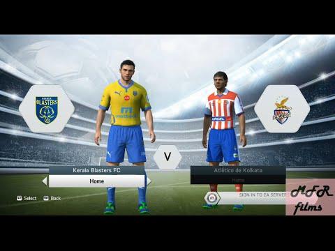 Kerala Blasters FC VS Atlético de Kolkata ISL FULL MATCH