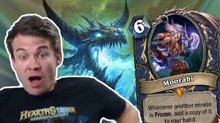 (Hearthstone) Sindragosa and Science