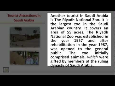 READING - Tourist Attractions in Saudi Arabia