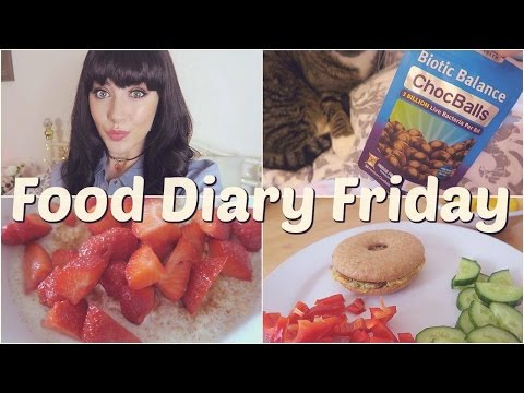 Healthy Summer Diet & Recipes! | Food Diary Friday