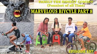 MARVELOUS BICYCLE PART 8 (Mark Angel Comedy) (Family The Honest Comedy) (Episode 197)
