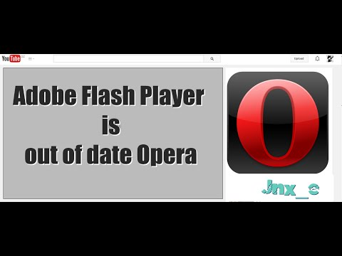 Opera 12.10 Android С Flash Player