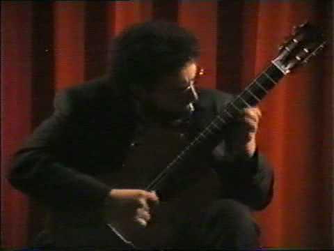 Aniello Desiderio plays Domeniconi: Koyunbaba 4° mov.