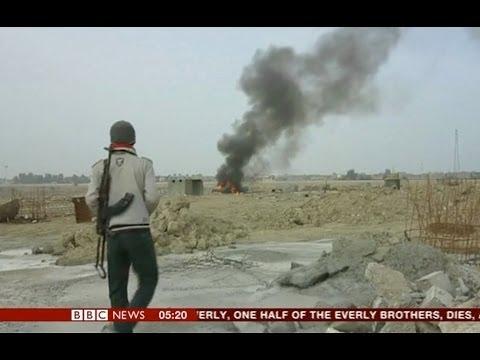 Fallujah, Host To Bloody U.S. Battles, Now In Al-Qaeda Hands