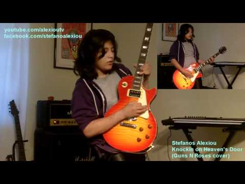 Guns N' Roses - Knockin on Heavens Door (Dual Guitar cover by Stefanos Alexiou)