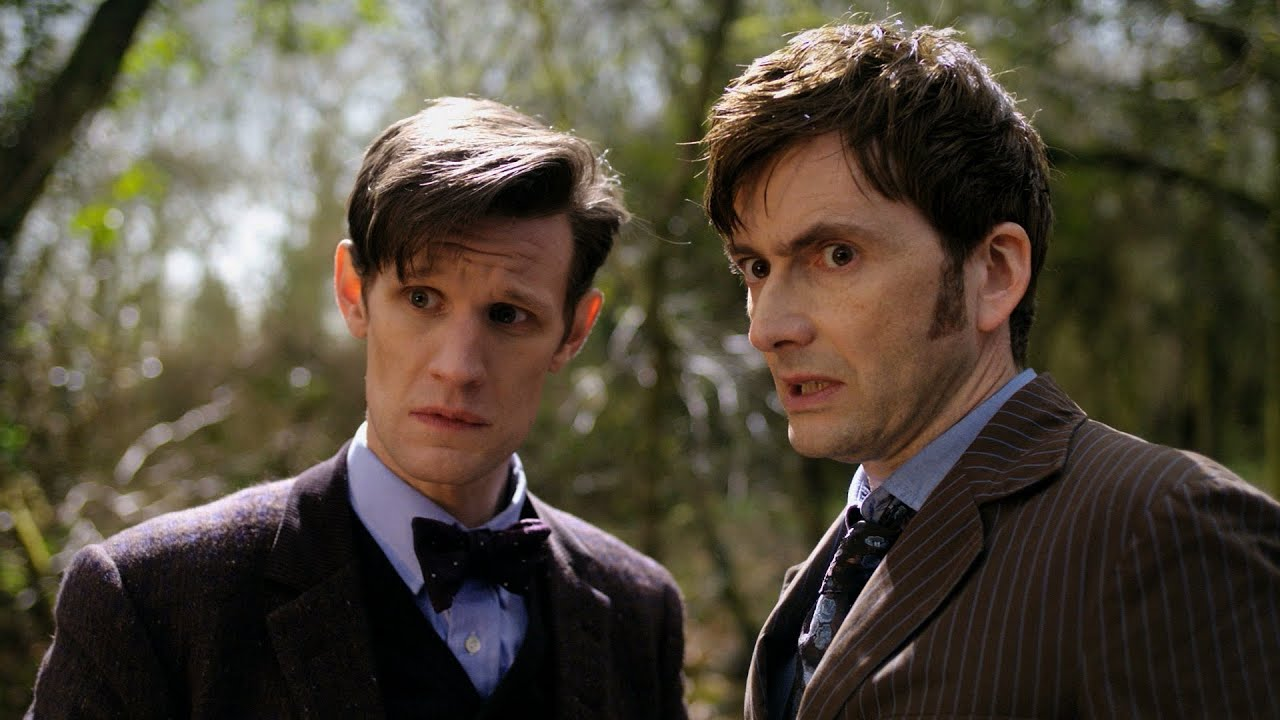 Nuevos trailers para The Day of the Doctor