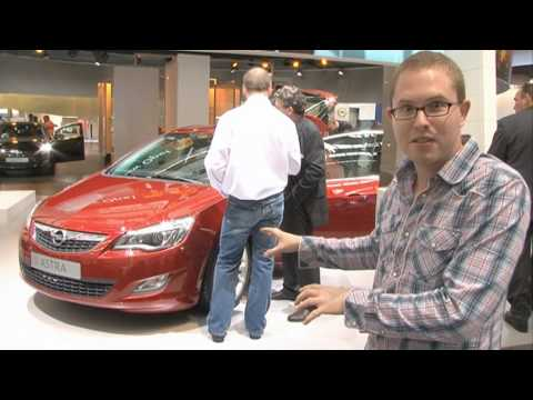 Fifth Gear Web Tv At The Frankfurt Motorshow - The New Cars