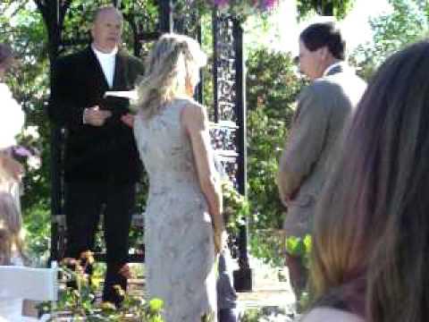 Lisa and steve murphy wedding part 1 youtube