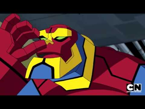 Ben 10: Omniverse - Rad (Preview) Clip 2