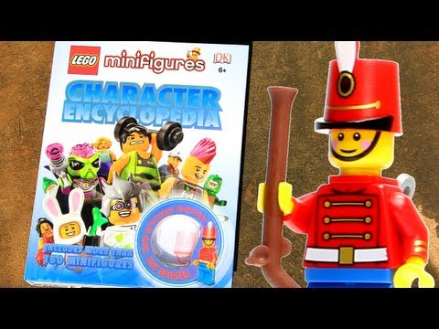 DK's LEGO Minifigures Character Encyclopedia Book & Exclusive Toy Solider Review