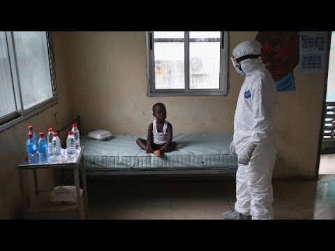 Epidemiologist: Nothing is slowing Ebola