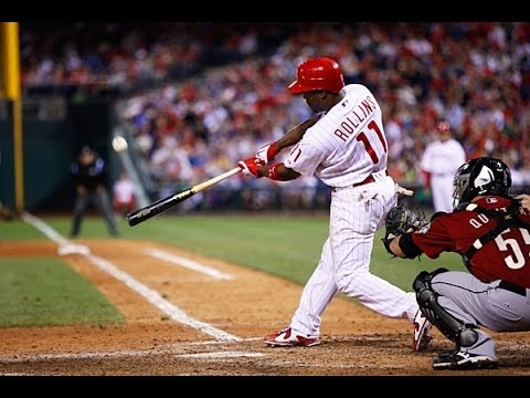 Jimmy Rollins 2013 Highlights