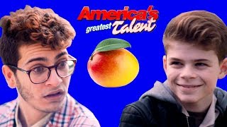 BOOM!  AMERICA'S GREATEST TALENT!  MERRICK HANNA - Contestant Interview w/NOAH GROSSMAN