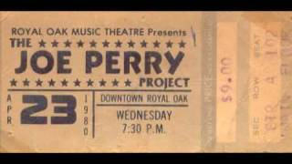 Watch Joe Perry The Mist Is Rising video