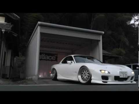 Back to Garage. MAZDA RX-7 FD3S