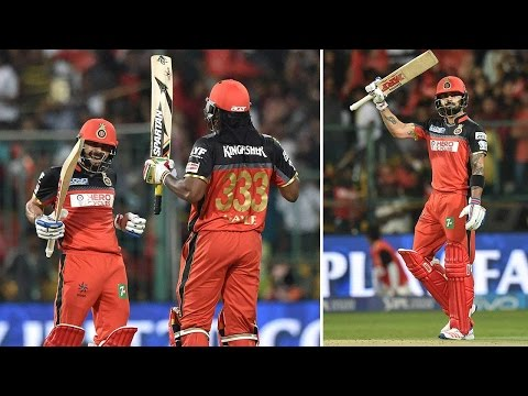 Virat Kohli hits 4th century of this IPL season, first to score 4000 IPL runs | Oneindia News