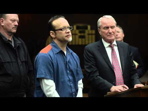 Inmate Steven Sandison tells how he killed child molester cellmate