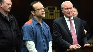 Inmate Steven Sandison tells how he killed EX COP child molester cellmate