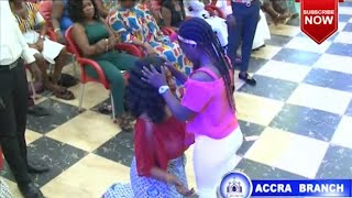 AGAIN!!! ANGEL OBINIM 8 YEARS DAUGHTER ALSO PROPHESY (FULL VIDEO)