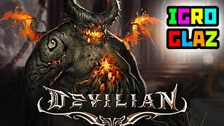 Devilian Online ОБЗОР f2p Diablo-клон из Кореи — ММОлния — онлайн игры, ММО и ММОРПГ