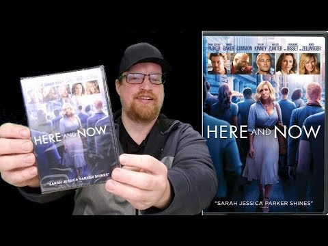 Here And Now DVD Unboxing And Review (2018) - Drama - Music - Romance