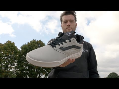 Sidewalk Skate 100 2017: Vans 'Ultrarange Pro' with Josh Young.