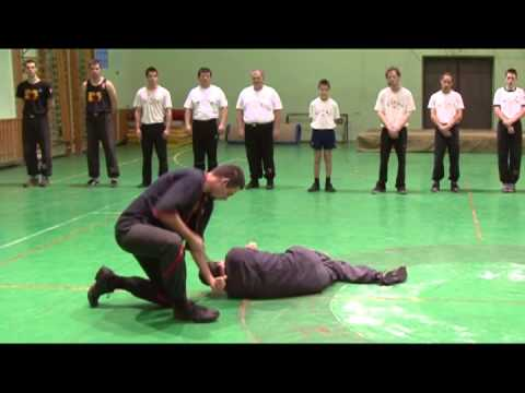 Wing Tsun Demo Highlights Image 1