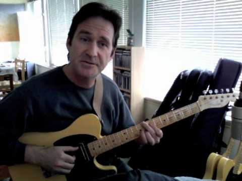 Tim Lerch - Lollar Charlie Christian Neck Demo #2 - Dirty!