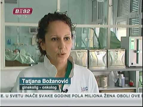Kako otkriti rak grlića materice