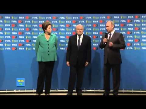 Путин про чемпионат мира по футболу