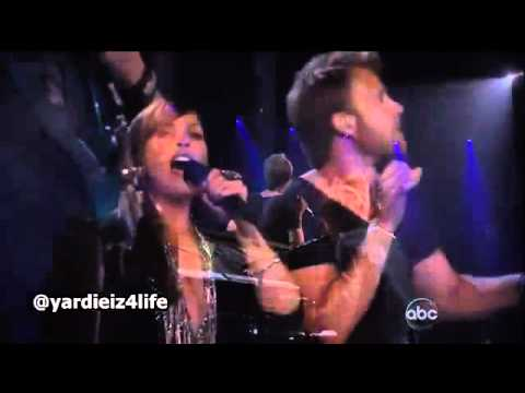 Lady Antebellum - Just A Kiss (billboard Music Awards 2011) video