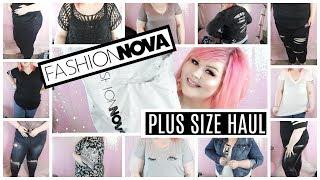 Fashion Nova Curve Try On Haul | Affordable Plus Size Fashion 2018