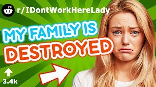 Mom ATTACKS a Daughter, The Manager (and The Cops!) || Crazy Reddit Stories From r/idontworkherelady