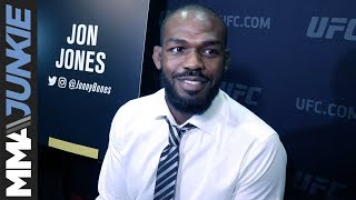 UFC 239: Jon Jones full Los Angeles media day scrum