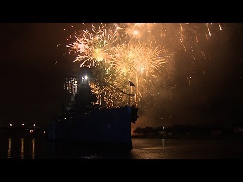 Battling 100 Years! Battleship Texas Century Celebration - Texas Parks and Wildlife [Official]