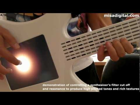 [COOL!] The Guitar of the Future? [More!]