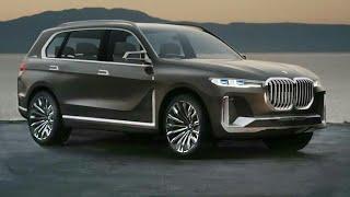 All new  ((BMW X7)) Short Launchfilm