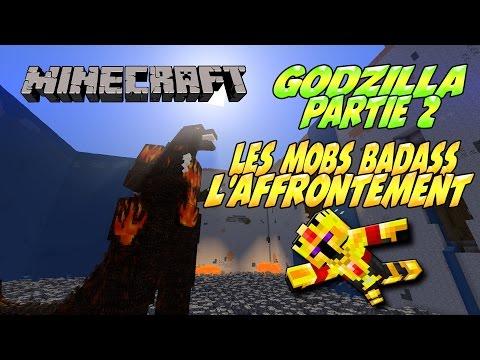 FR Présentation de mod: Godzilla Partie 2 Minecraft 1.7.10