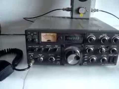 Kenwood TS-530S HF SSB transceiver for HAM use