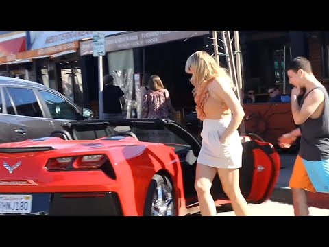 Poor Vs Rich Hot Girl Prank video