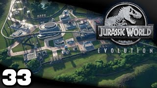Jurassic World Evolution - Ep. 33: Final Thoughts