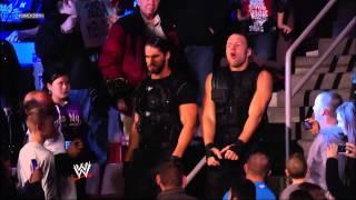 Sheamus, Randy Orton & Big Show vs. Antonio Cesaro & Team Rhodes Scholars: SmackDown, March 29, 2013