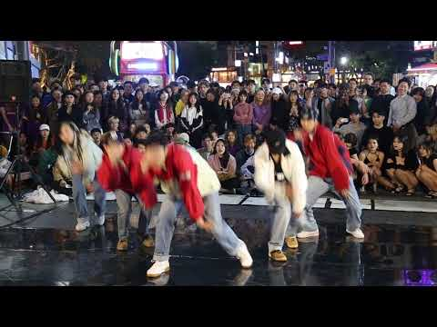 JHKTV]신촌댄스 shin chon k-pop dance main hip hap