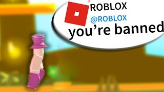 ROBLOX'S NEW BEST GAME... too bad it's already getting banned...