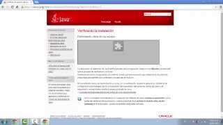 Solucionar problema con java en navegador chrome