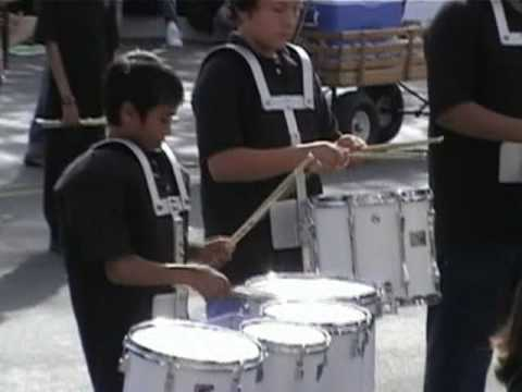Elsinore Middle School Drumline