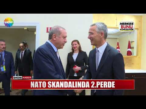 Nato skandalında 2.Perde