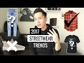 Xu Hướng Streetwear For Men 2017 Quần Zippers áo Flannel Vintage Và Yeezy mp3
