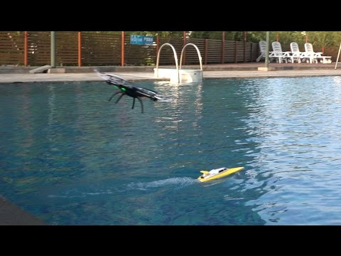 FEI LUN FT007  20km/h High Speed Electronic Radio Control RC Boat